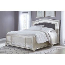 Coralayne Panel Bed