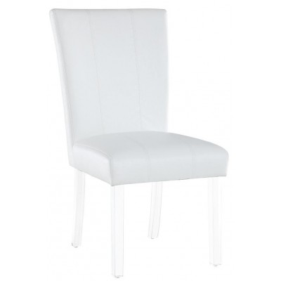 Danny White Dining Chair