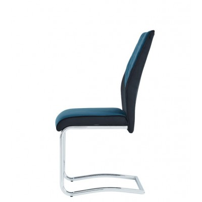 Blue Sapphire Dining Chair