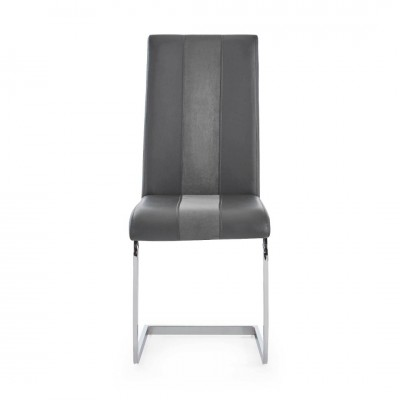 Spring Grey Dining Chair