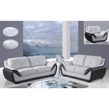Samson Sofa and Loveseat