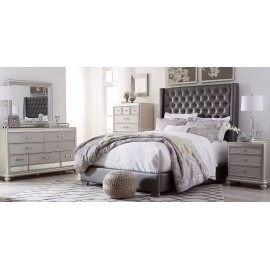 Coralayne Upholsted Bed