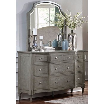 Albright Dresser and Mirror