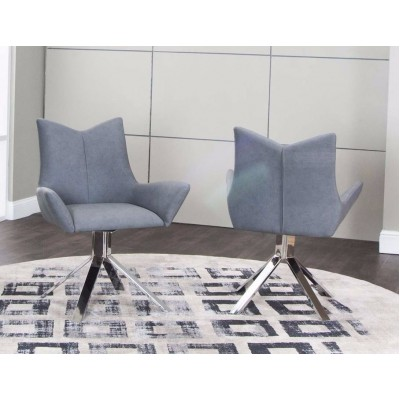Veloce Gray Chair