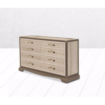 Valise Bedroom Collection - Dresser and Mirror