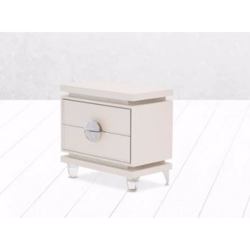 Glimmering Heights Bedroom Collection - Nightstand