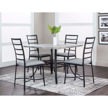 Derby 5pc Dining Set